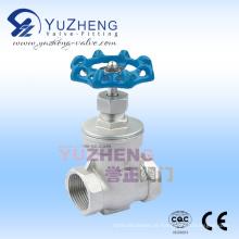 Fabricante de válvula de fundição de aço inoxidável na China
