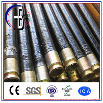 Schweißen und nahtloses Carbon Black Stahlrohr ASTM A53