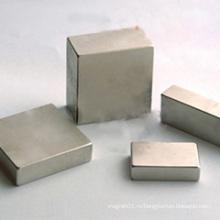 Индивидуальный магнит для промышленного блока AlNiCo Block Square