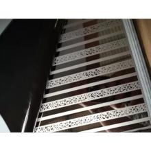 Arquitectura Hoja de acero inoxidable 201 304