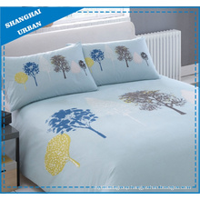 Tree Theme Printed Polycotton Quilt Cover Set