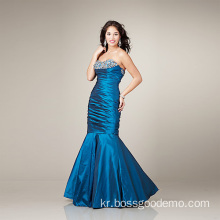 우아한 Mermaid Sweetheart neckline Strapless