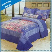 Edredón de ropa de cama de algodón de lujo de 6 piezas (juego)