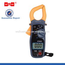 Medidor de pinça digital DT9300C com retenção de dados de campainha de continuidade de temperatura