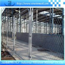 Malla de enlace de cadena de acero inoxidable 304