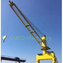 20T30M Mobile MacGregor Port Crane for Cargo Lifting