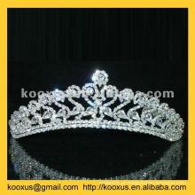 Princesa tiaras coroa
