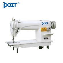 DT 8700 Alta velocidade automaticamente ajustável segunda mão agulha única máquina de costura de ponto fixo