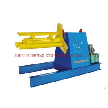 Hydraulic Automatic Steel Decoiler China Machine Manufacturer