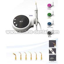 Dentaire à ultrasons échelle DTE-7 avec deux manches