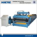 Hochwertige Dual-Dachträger-Walzenformmaschine