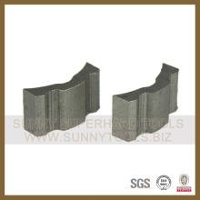 2015 Sunny Diamond Turbo Kernbohrsegment für Stahlbeton