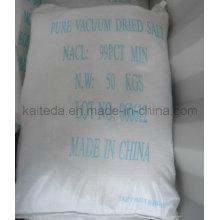 Industrial Grade White Granule Pdv Salz (reines trockenes Vakuumsalz)