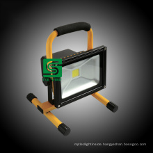 Rechargeable LED Flood Light Cool White Portable 30W 50W LED Rechargeable Floodlight