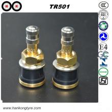 Válvula del neumático del tipo y del autobús del tipo sin cámara (TR575, TR500, TR501, TR570)