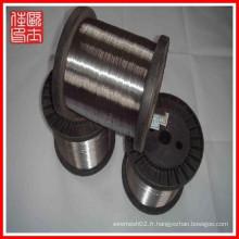 Fil en acier inoxydable galvanisé Hebei
