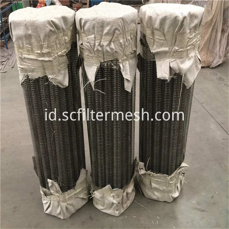 Spiral Perforated Metal Pipe