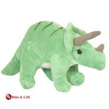 custom promotional lovely plush dinosaur
