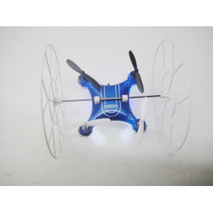 Mini 2.4G 6-Axis RC Gyro Drone linterna
