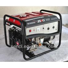 5,0KVA SC5000-I Benzin-Generator (Gerador da Benzin 5.0KVA)