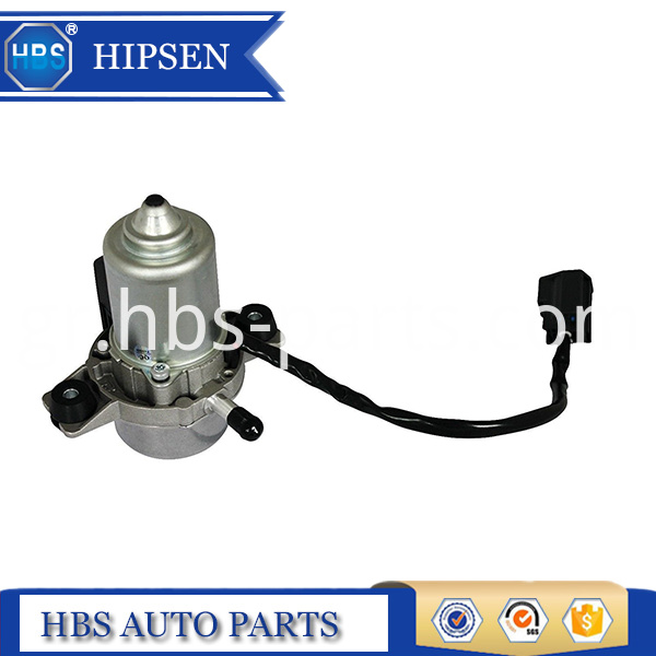 Electrical Brake Vacuum Pump