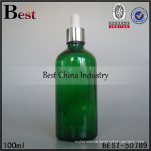 100ml essential oil bottles bulk green color