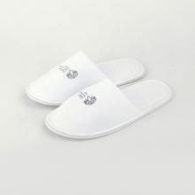 Zapatilla desechable de hotel cómodo personalizado de la aerolínea