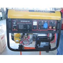 WH6500E-W 5000 Вт Портативный бензиновый сварочный генератор Электрический запуск (сертификат CE)