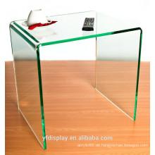 Klare Acryl Tisch für Haus und Hotel