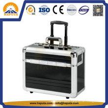 Elegant Pilot Boarding Aluminum Luggage /Trolley Case (HP-3201)