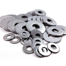 Тонкая силиконовая плоская шайба из нержавеющей стали, металла, меди