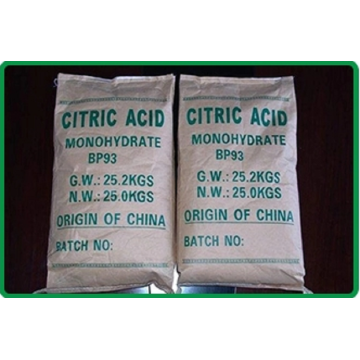 Tiancheng Citric Acid monohydrate / khan