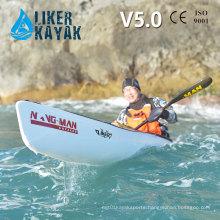 PE Hull One Person Sit in Ocean Kayaks 2016