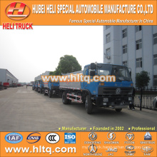Dongfeng 4x2 8000L sulfuric acid truck factory direct selling
