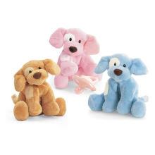 Nettes Plüsch-Haustier-angefülltes Spielzeug-gefüllter Plüsch-Spielzeug-Hund für Verkauf