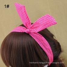Rabbit Ear Headbands Hair Bands