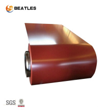 Prepainted color coated aluminum coil for channel letter