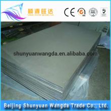 coated platinum titanium shape alloy sheet
