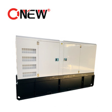 Magnet Low Rpm Denyo/Dynamo/Dinamo 225kv/225kVA/180kw Sound Proof Engine Diesel Genset Power Generator /Generating for Gym