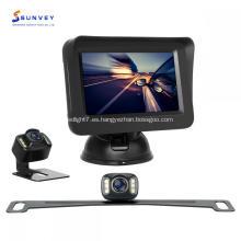 Kit de cámara y monitor para coche