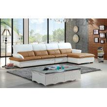 Modern Europe Style Leather Sofa, Home Furniture (928)