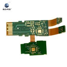 Assemblée électronique flexible de carte PCB de voiture de Hasl