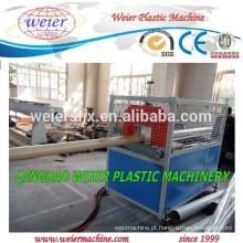 Linha de produção de tubulação plástica de máquinas de tubulação de PVC