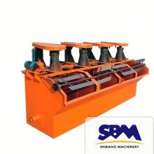 Flottaison inverse à haute efficacité de la mouture de minerai de fer