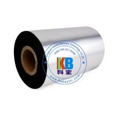 Ruban de matériau de cire thermique pour imprimante zèbre 110 * 300 TSC