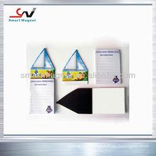 Fashionable soft pvc felt advertising fridge magnet