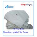 Vêtements de filtre anti-alcali en polyester