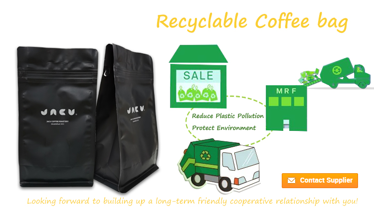 Recyclable-coffee-bag