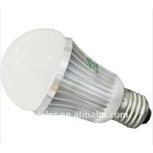 China Table RGB LED Bulb 5W e27 62*119 MM
