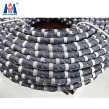 High Efficiency Diamond Rubber Wire Saw for Quarrying